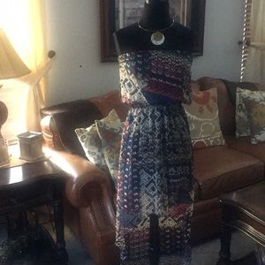 Genady's Collection sundress, Size Small